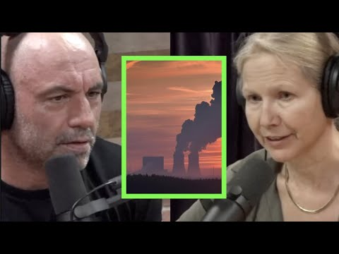 Why Climate Change is the Most Divisive Issue w:Barbara Freese | Joe Rogan