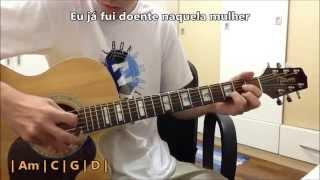 Cuida bem dela - Henrique & Juliano -- Violão Instrumental (com intro, letra e cifra)