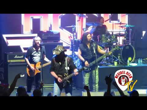 Keel - I Said The Wrong Thing To The Right Girl: Live on the Monsters of Rock Cruise 2018