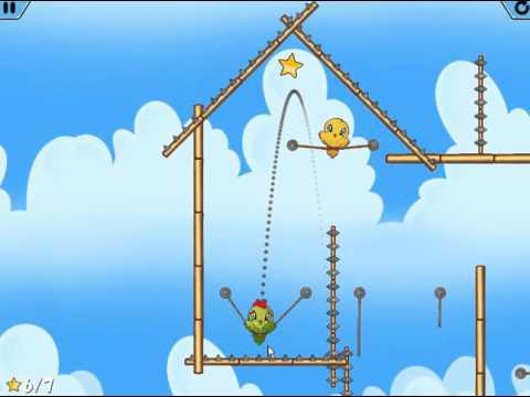 ☆カジュアルアクション☆Jump Birdy Jump (PC:BigFish)