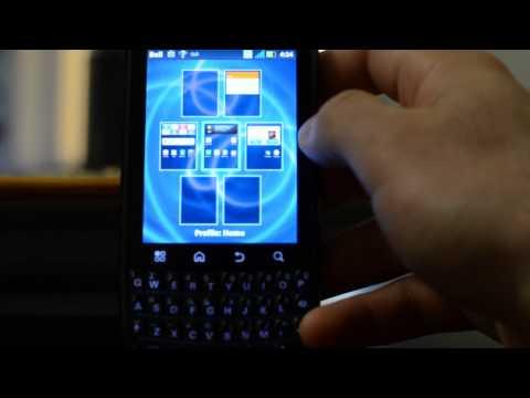 Motorola Pro+ Hands-on