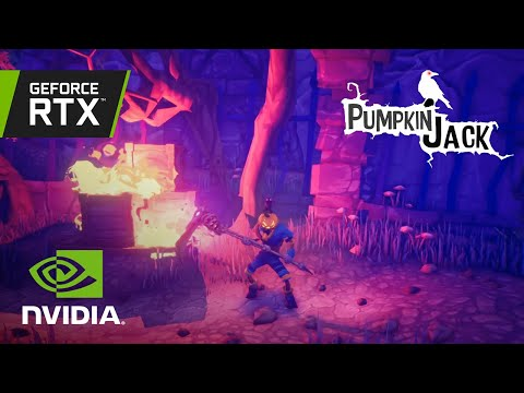 Pumpkin Jack | Ray Tracing and DLSS Gameplay Reveal
