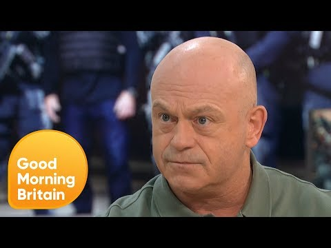 Ross Kemp on UK Gang Culture Becoming More Americanised | Good Morning Britain