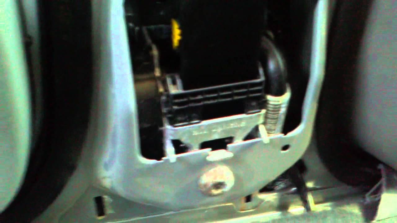 Cinturon De Seguridad Trabado Parte 2 Youtube