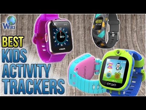 6 Best Kids Activity Trackers 2018