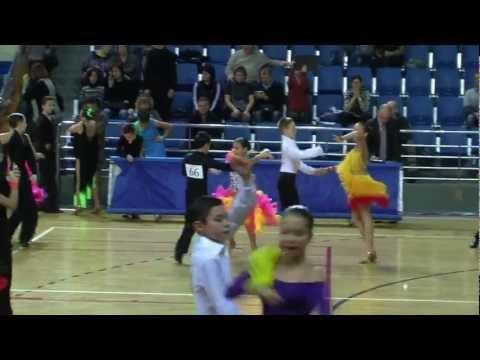 Бальные танцы дети, юниоры 2015