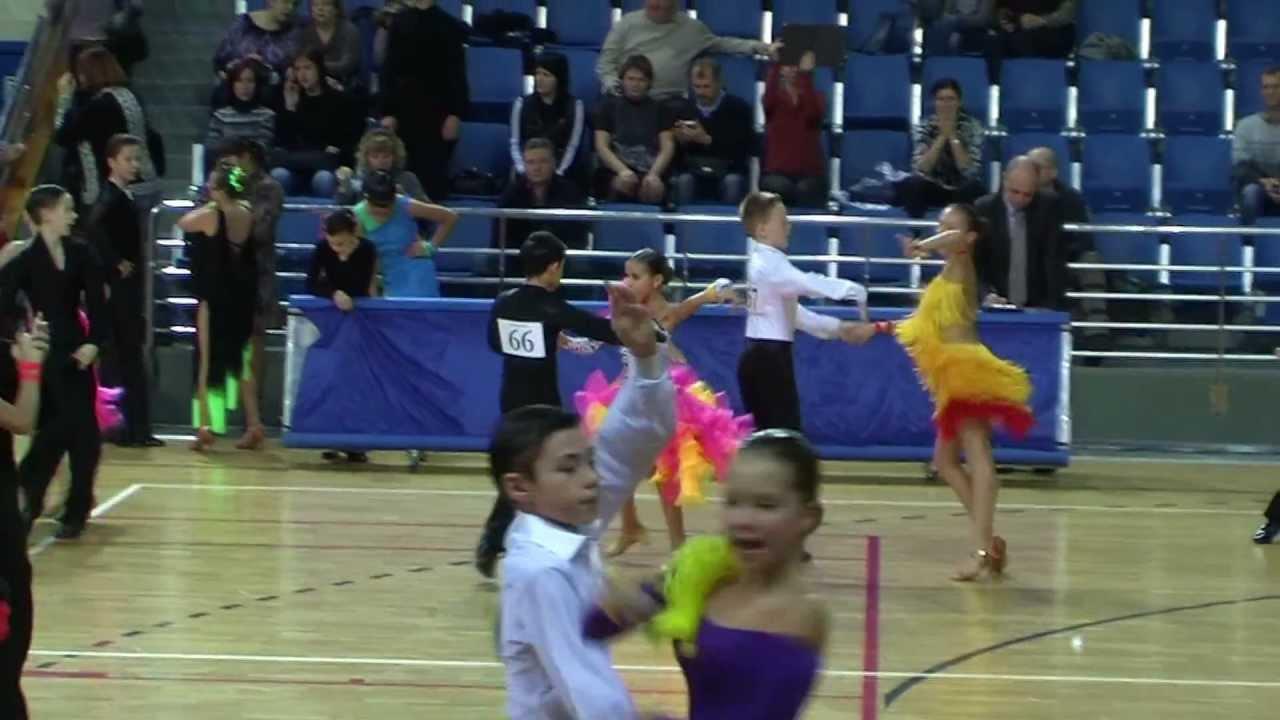 Бальные танцы. Дети. Ballroom dancing. Children. - YouTube