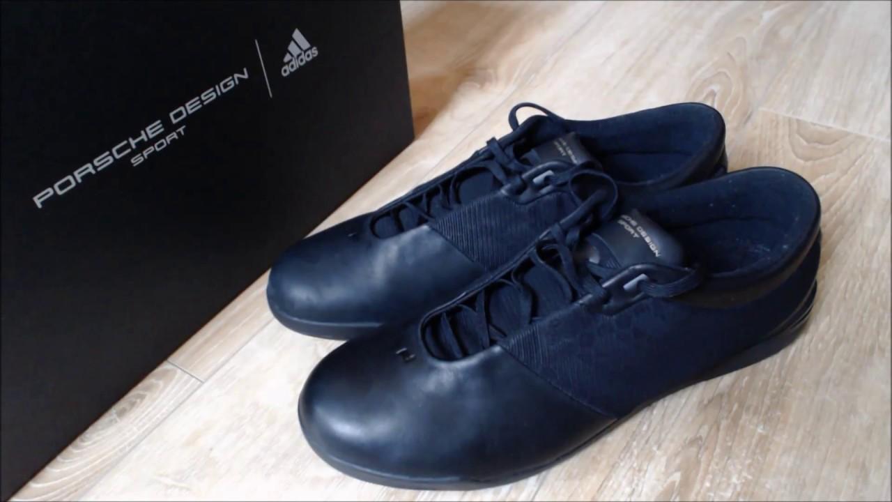 sneakers for cheap c8537 8085c Adidas Porsche Design Daily Tourer Black