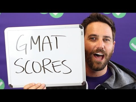 GMAT Tuesday: All About GMAT Scores