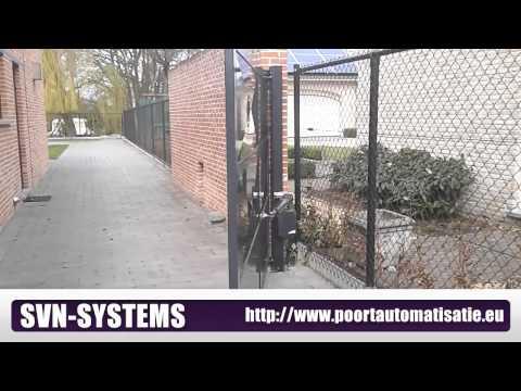 SVN SYSTEMS Entrya Dynamic Poortautomatisatie