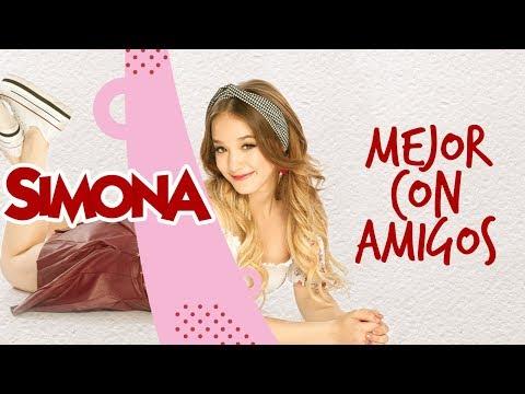 SIMONA | MEJOR CON AMIGOS (AUDIO OFICIAL)