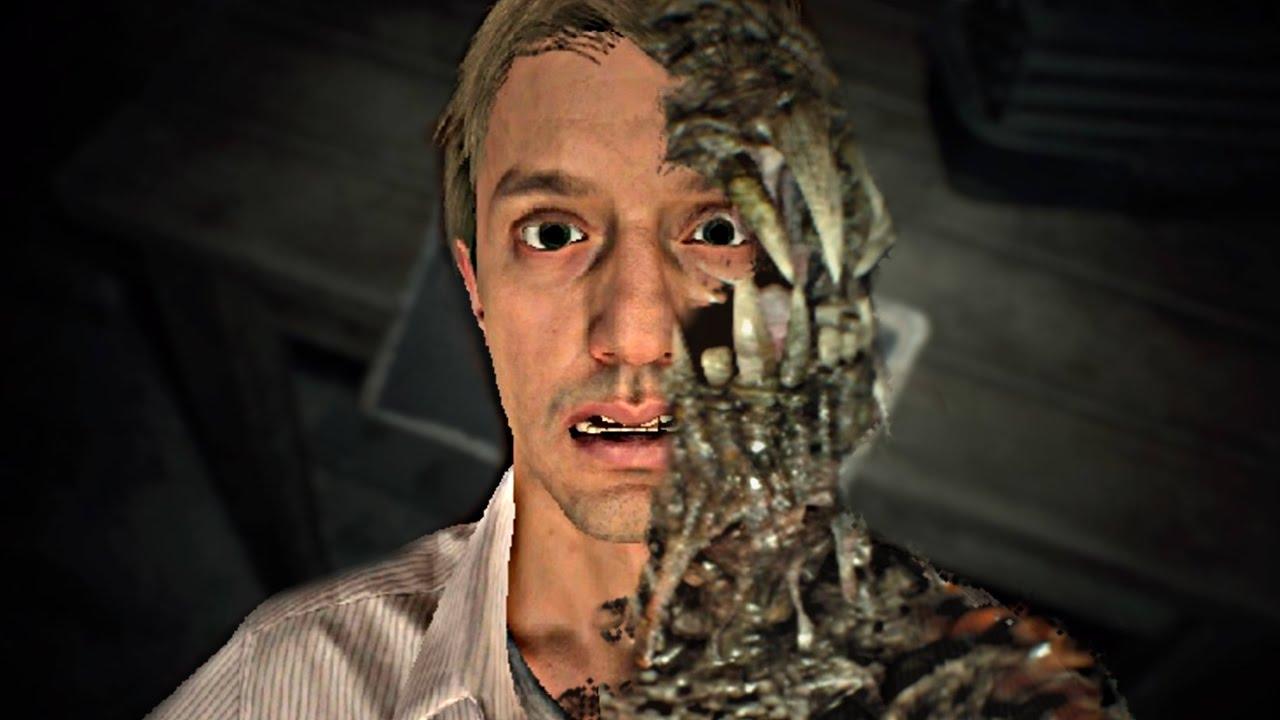 resident evil 7 biohazard ethan face