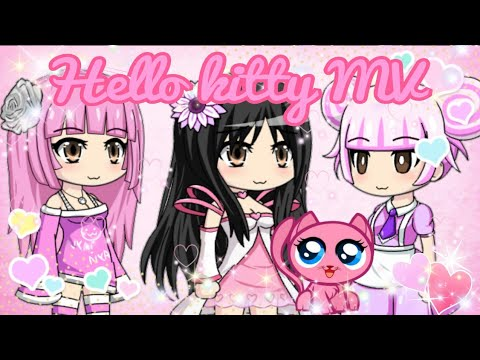 HelloKitty MV {Ft. EmilyKitty And MellowSwirl} ||Gacha Studio