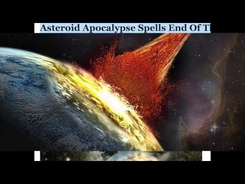 September 2015 Asteroid Apocalypse Hits Earth