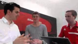 HangoutOnAir #6 mit Toni Kroos