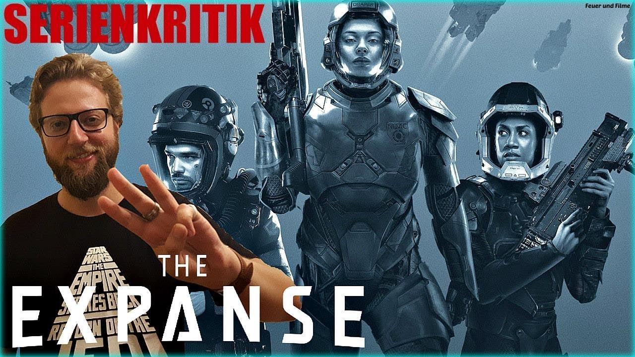 The Expanse Staffel 3 Stream Deutsch