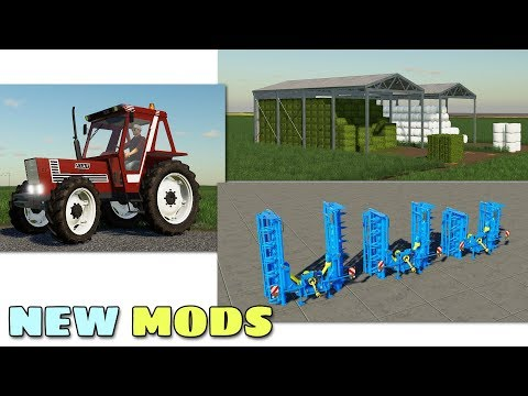 FS19 | New Mods (2020-01-20/2) - review
