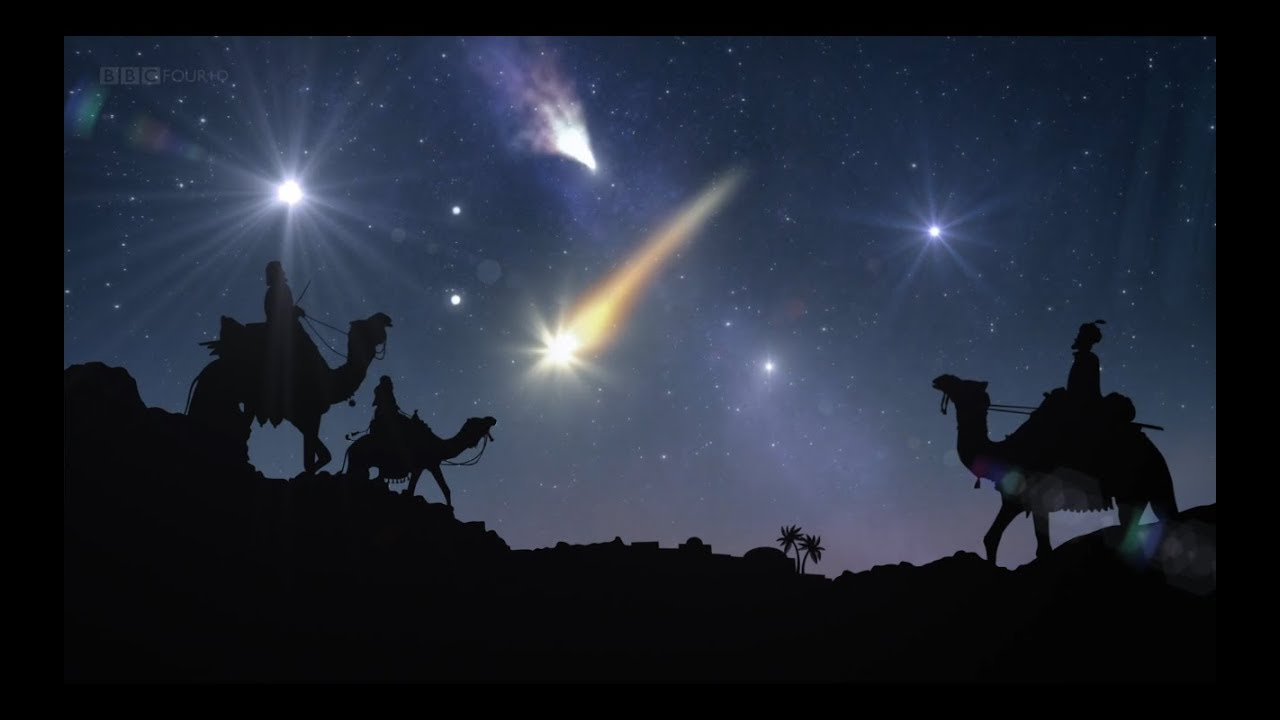 BBC The Sky at Night - The Real Star of Bethlehem: A Christmas Special [HD]
