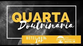 Salmos - doutrina e devoção - Salmo 39 - Rev. Sandro Carvalho Rodrigues #BetelnoLar