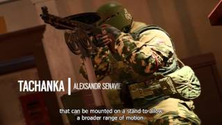 Вот так выглядит Русский спецназ глазами зарубежных игроделов (Tom Clancy s Rainbow Six)