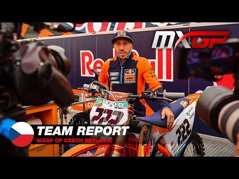 Team Report | Red Bull KTM Factory Racing | MXGP of Czech Republic 2021 #Motocross