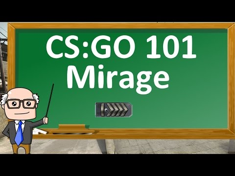How To Get Out Of Silver - De_Mirage (CS:GO 101)