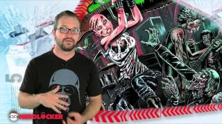 Nerdlocker Comic Book Review - Night of the Living Dead Aftermath #1
