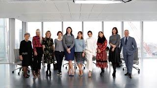 Designer Fashion Fund Episode 1: The Judging Begins