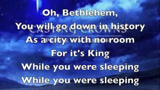 While You Were Sleeping (Christmas Version) - Casting Crowns