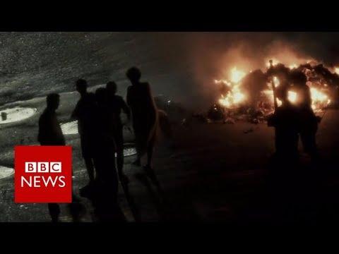 Venezuela blackout: 'Like living in the apocalypse' - BBC News