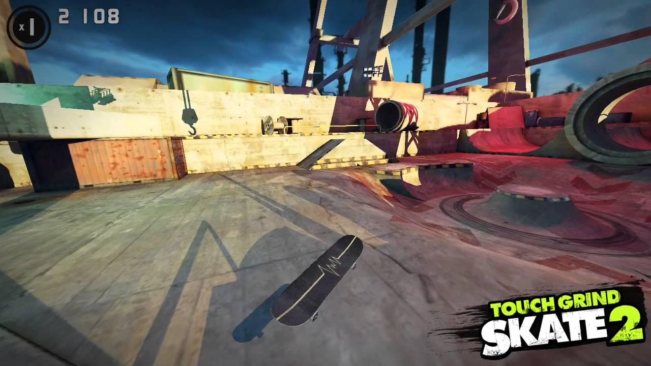 Skate 2 tricks #2 - YouTube