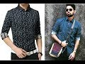 Casual Party Wear Designer Shirt's For Men's 2018 Latest Collection | THE GARMENT HUB |