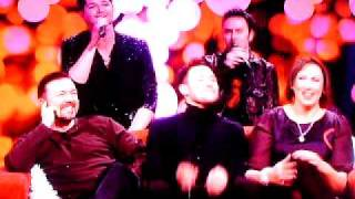 All I want For Christmas - Ruth Jones feat. Danny and Glen from The Script