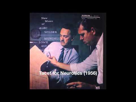 "Mundell Lowe ""Tacet for Neurotics"" (1956)"