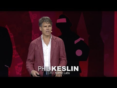 Phil Keslin (Niantic Labs): ar is more than just pixels
