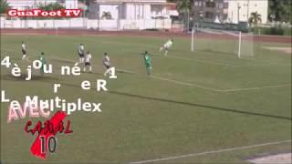 ⚽️-GuaFoot TV- En –multiplex- La 14è journée de R1 en –Guadeloupe- (Le -CSM- reste leader) ⚽️