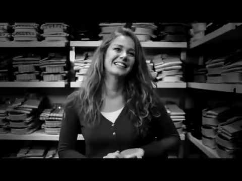 Burcu Bİricik Tudors gömlek reklam filmi