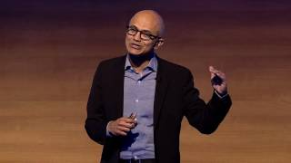 Future Decoded - Satya Nadella Keynote Address
