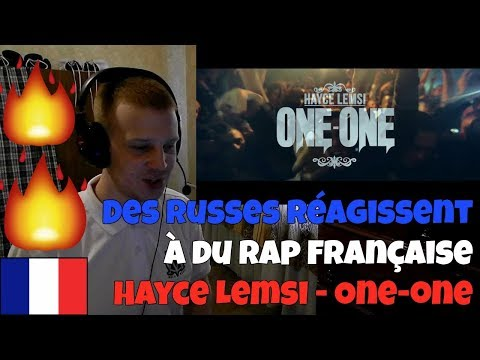 RUSSIANS REACT TO FRENCH RAP | Hayce Lemsi - One-one | REACTION TO FRENCH RAP
