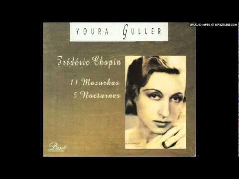 Youra Guller plays Chopin Nocturne N¢X7 En Ut Mineur