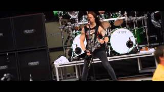 Bullet For My Valentine - Tears Don't Fall live at columbus .mp4