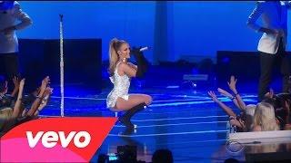 Jennifer Lopez Booty Live At Fashion Rocks 2014