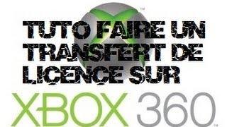 [TUTO] Faire un transfert de licence sur Xbox 360 (Avoir des jeux gratuits)