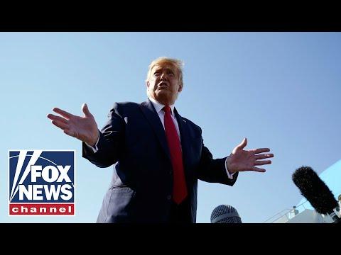 Trump accuses Bidens