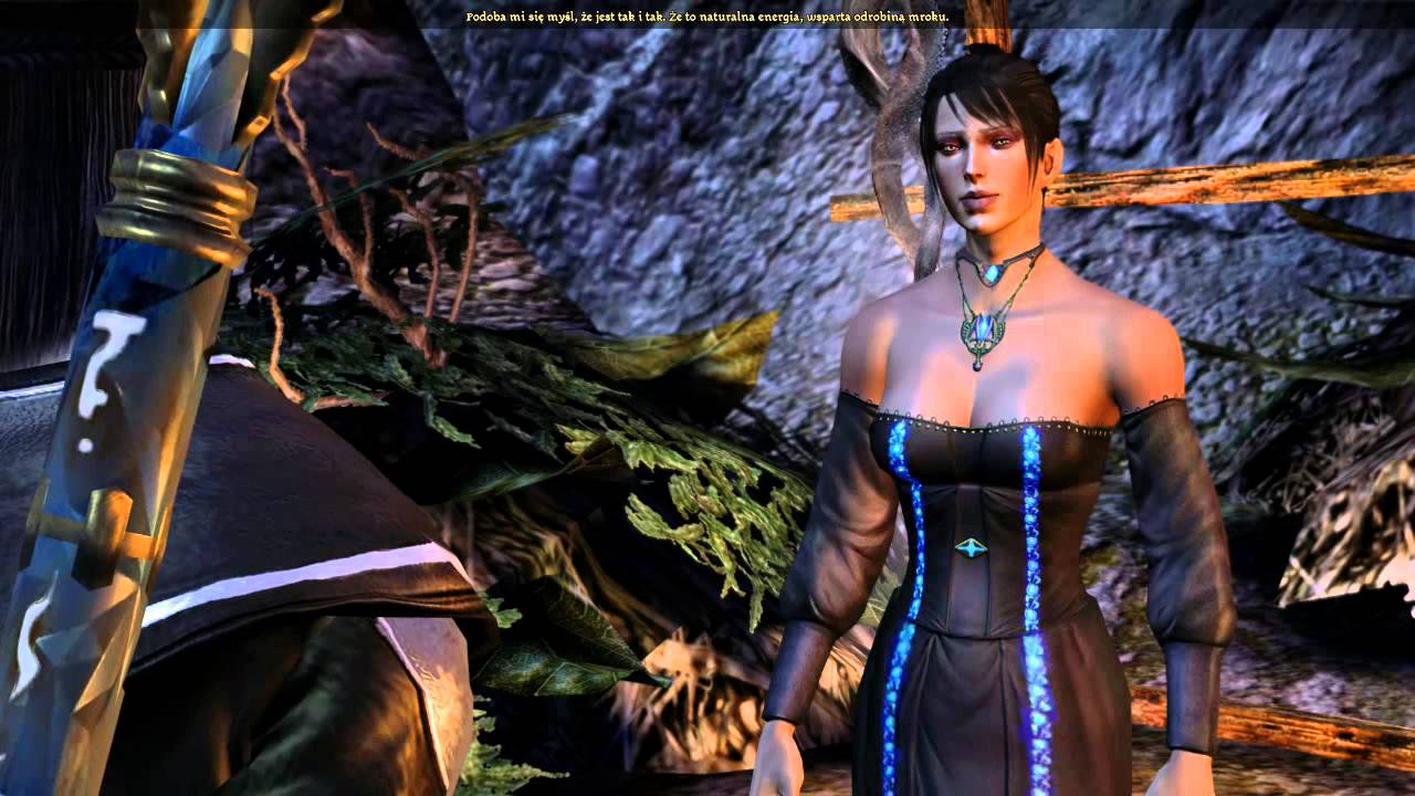 Dragon age origins morrigan nude