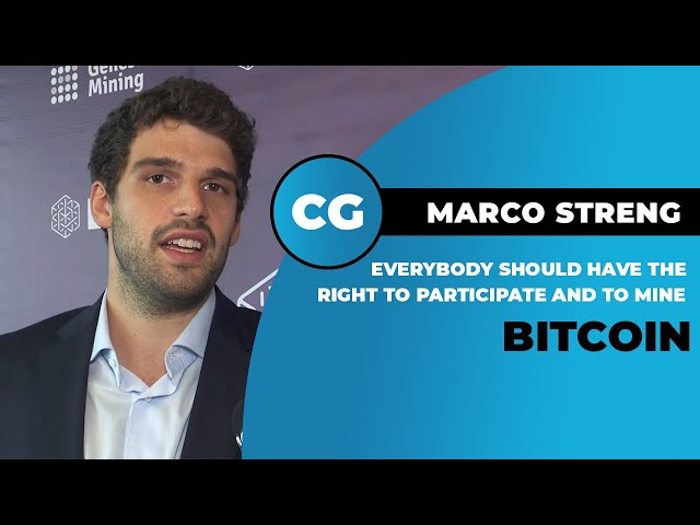 Marco Streng on how Genesis Mining combats centralization
