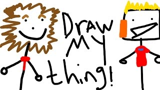 HOW IS THAT EVEN A WORD 😂!? - Minecraft DRAW MY THING