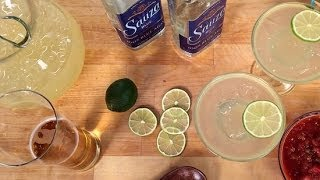 Give Your Margarita A Fizzy Lift With Beer | Happiest Hour