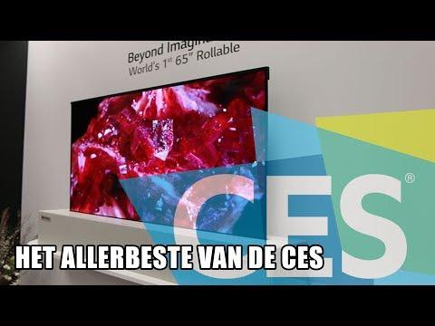 Het allerbeste van de CES elektronica beurs - Hardware.Info TV (4K UHD)