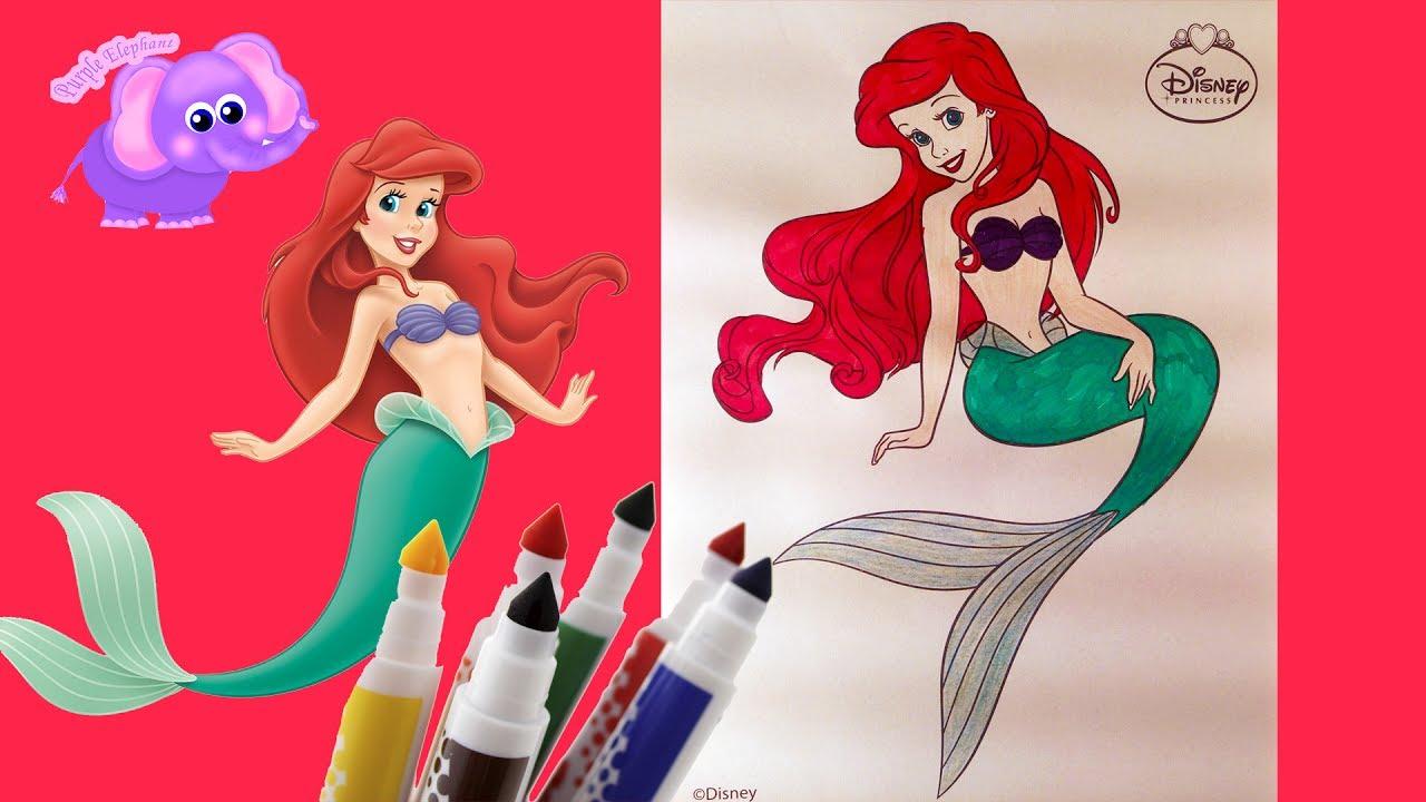 Beste Meerjungfrau Färbung Bilder Ideen - Beispielzusammenfassung ...